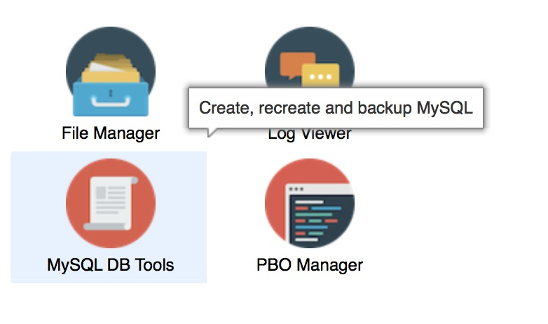 Wombat Servers - Managing MySQL for ARMA 3